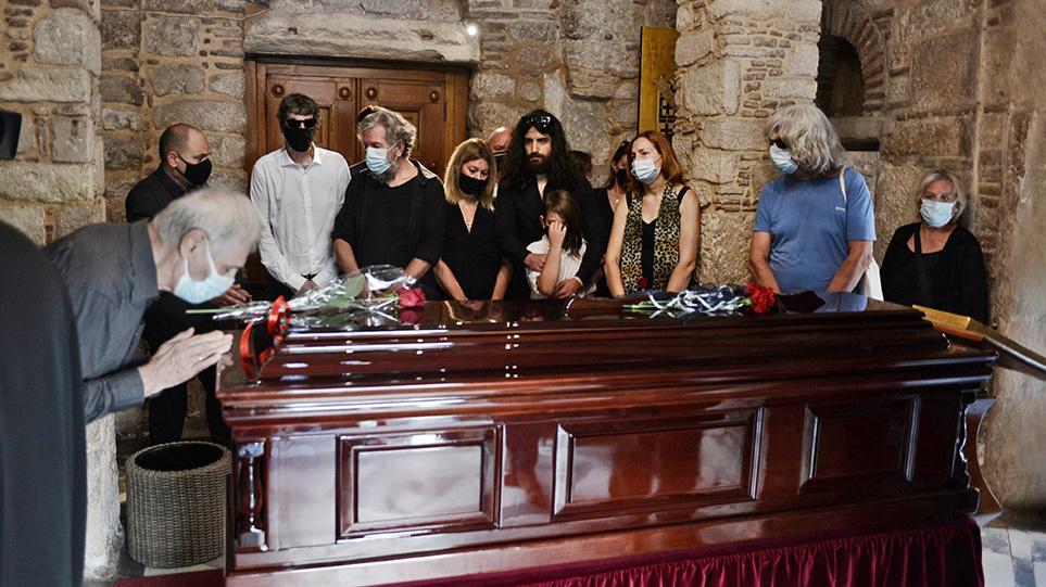 Μίκης Θεοδωράκης κηδεία